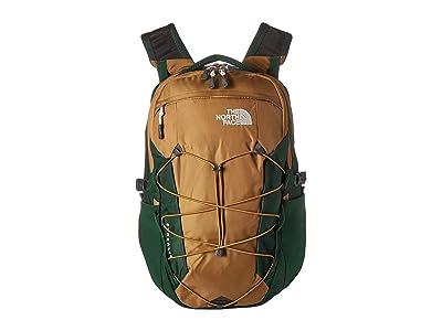 The North Face Borealis (British Khaki/Night Green) Backpack Bags