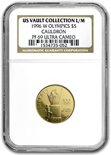 Best 1996 olympic gold coins Reviews