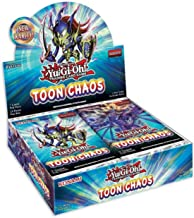 Yu-Gi-Oh! TCG: Toon Chaos Booster Display (Unlimited)
