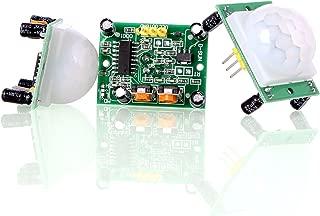 Hc-sr501 PIR infrarrojos detectores de movimiento Arduino Raspberry Pi