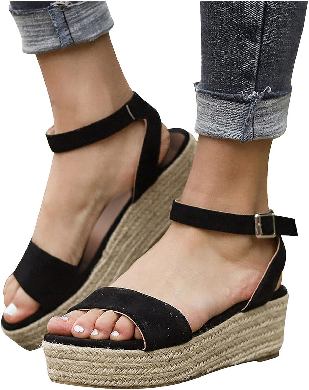 Fashion Sandals High Heels Women Sexy Platform Open Toe Roman Slippers Weave Shoes