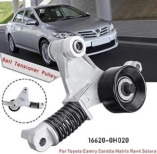 Best Design Belt Tensioner Pulley Corolla Matrix Rav4 Solara 16620 0h020, Water Pump Pulley - Crank Pulley, Pulley Tensioner Bolt, Crank Pulley Tool, Supercharger Pulley, Alternator Pulley