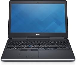 "Dell Precision 7510 15.6"" FHD Laptop, Core i5-6300HQ 2.3GHz, 16GB RAM, 512GB Solid State Drive, Windows 10 Pro 64Bit, (REN..."