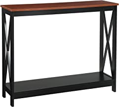 Best cherry wood console table Reviews