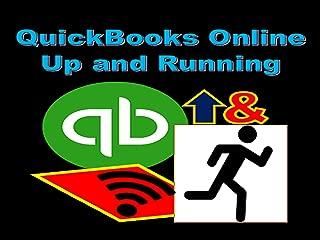 QuickBooks Online - Up and Running