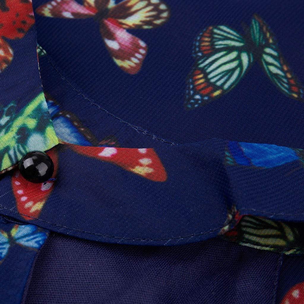Womens Black Dress Sleeveless Halter Boho Floral Print Flowy Chiffon Mini Dress