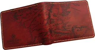 lord of the rings leather wallet