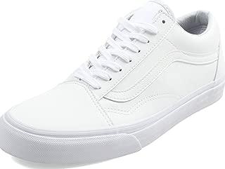 Old Skool, Unisex Adults' Trainers, White ((Classic Tumble) True White), 15 UK (50 EU)