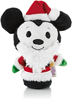 Hallmark Christmas KID3232 Christmas Itty Bitty Mickey Mouse Plush by Unknown