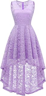 Best lilac lace prom dress Reviews