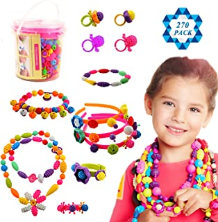 Best snap on beads for braids Reviews