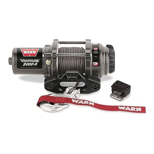 WARN ATV Winch Parts: Amazon.com Warner Winch Wiring Diagram on