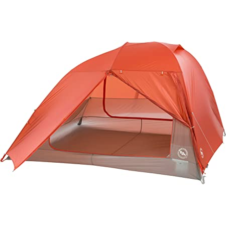 Big Agnes(ビッグアグネス) Copper Spur(コッパースパー) HV UL - 超軽量バックパッキングテント 4 Person