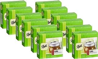 Best bulk canning jar lids Reviews
