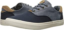 Navy Canvas/Chambray