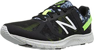 New Balance Women's wx77 Cross Trainer, Black/Tie Dye Grey/Graphic, 6.5 D US