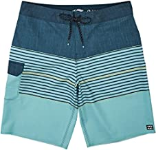 Billabong Men's 20 Inch Outseam Performance Stretch All Day Pro Boardshort