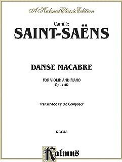 danse macabre composer