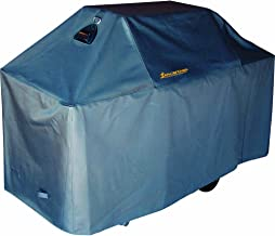 Montana Grilling Gear Premium Grill Cover - Patented Ventilation Technology means BBQ Cover with Reduced Condensation – Weatherproof, Waterproof, Heavy Duty Material – Lifetime Warranty - 74 Inch
