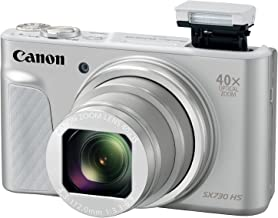 Canon Cameras US 1792C001Canon PowerShot SX730 Digital Camera w/40x Optical Zoom & 3 Inch Tilt LCD - Wi-Fi, NFC, & Bluetoo...