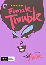 female trouble vhs