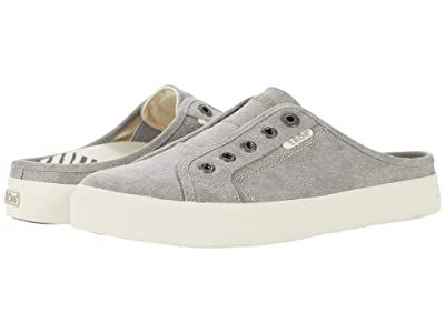 Taos Footwear EZ Soul (Grey Wash Canvas) Women
