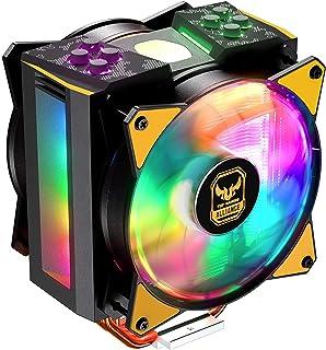 Ventilador CPU COOLER MASTER MASTERAIR MA410M RGB TUF Version (MAM-T4PN-AFNPC-R1)