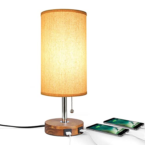 Two Pull Chain Table Lamps Amazon Com