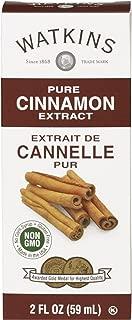 Watkins Pure Extract, Cinnamon, 2 Fl Oz (Pack of 24)