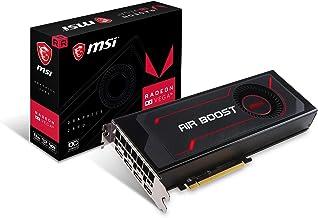 MSI Radeon RX Vega 56Air Boost, G OC Graphics Board vd6516