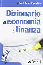Permalink to Dizionario di economia e finanza PDF