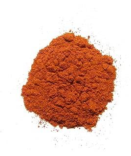 New Mexico Chili, Ground - 1/4 Pound ( 4 Ounces ) - New Mexico Chile Pepper Powder Pleasant Medium Heat