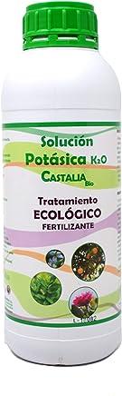 Castalia - Jabón Potasico Eco - Solución Potasica K2O 1 L