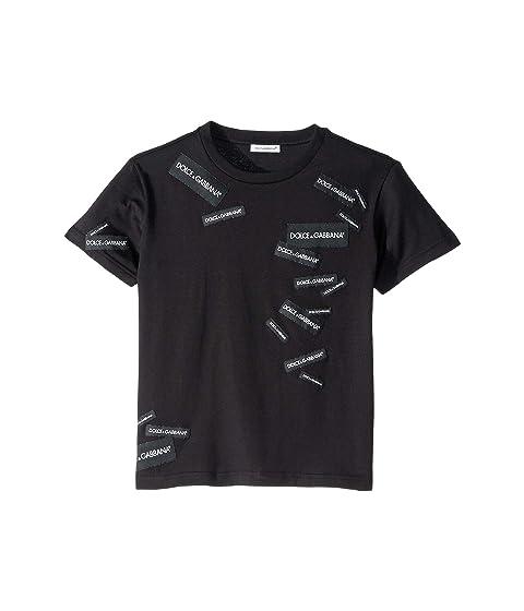 Dolce & Gabbana Kids D&G DNA T-Shirt (Little Kids)
