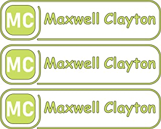 All-purpose, Custom Name Labels, Name And Initials, Multiple Colors And Sizes, Waterproof, Microwave And Dishwasher Safe, Washer And Dryer Safe, Custom Labels, Custom Stickers, Daycare Labels