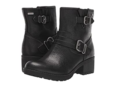 Comfortiva Barron (Black Atlantic Leather) Women