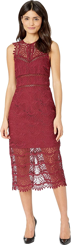 Bardot Womens Mariano Lace Dress