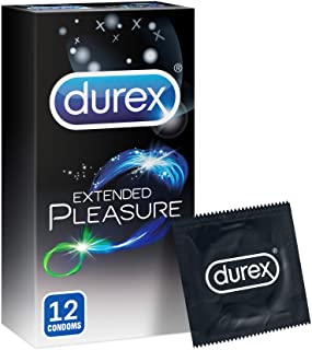 Durex Extended Pleasure Condom - Pack Of 12