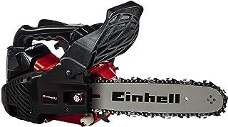 Einhell Motosierra de gasolina GC-PC 730 I (0.7 kW, 25.4 cm³, 24 cm longitud de corte, estrangulador e iniciador, uso solo por trabajadores expertos en el cuidado de árboles con formación)