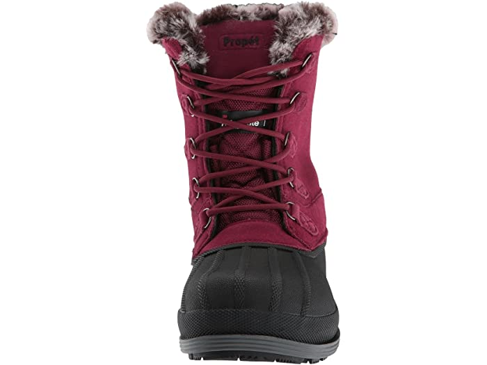 Propet Lumi Tall Lace | Zappos.com