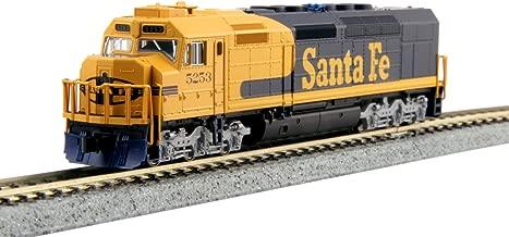 N EMD SDP40F Type IVa Santa Fe #5253 w/Ready to Run DCC