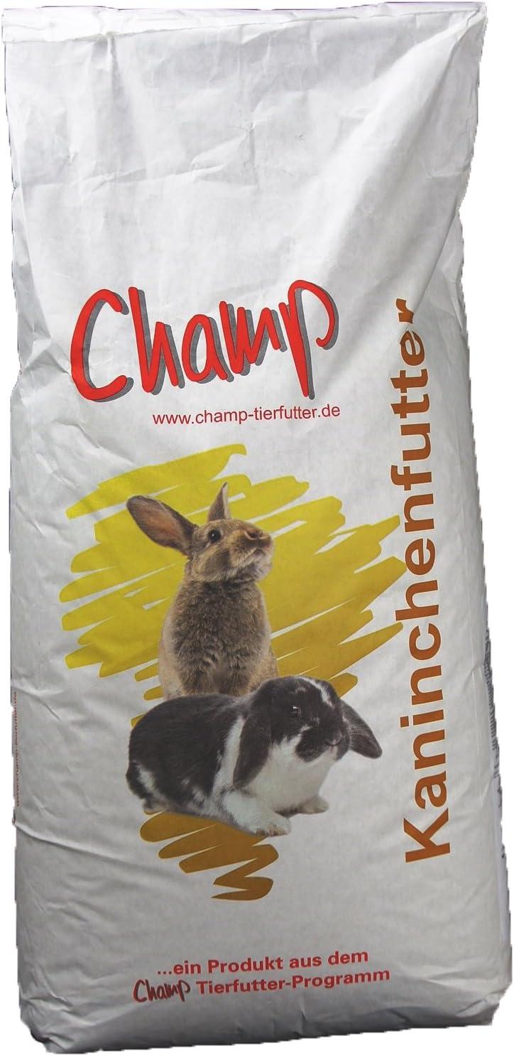 Champ Kaninchenfutter Mast, 8 kg