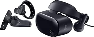 Samsung HMD Odyssey+ Windows Mixed Reality Headset with 2 Wireless Controllers 3.5