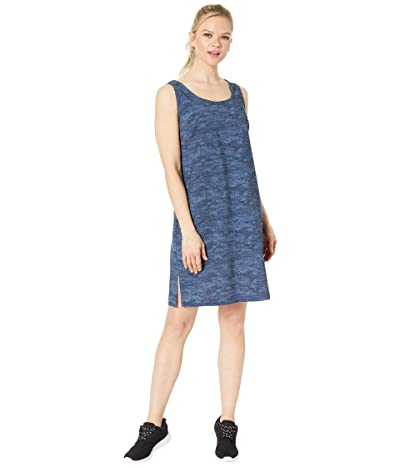 Columbia Anytime Casualtm Dress II (Nocturnal Japanese Micro Print) Women