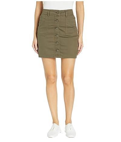 Prana Kara Skirt (Slate Green) Women