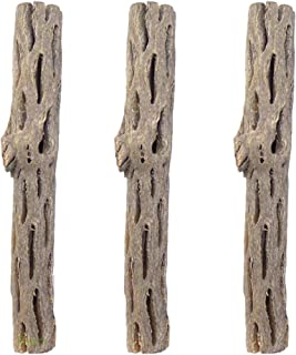 FLORO Cholla Wood for Air Plants, Whimsical Hobo Chic Planters for Spanish Moss, Book Dividers, Paper Weights, and More, 3...