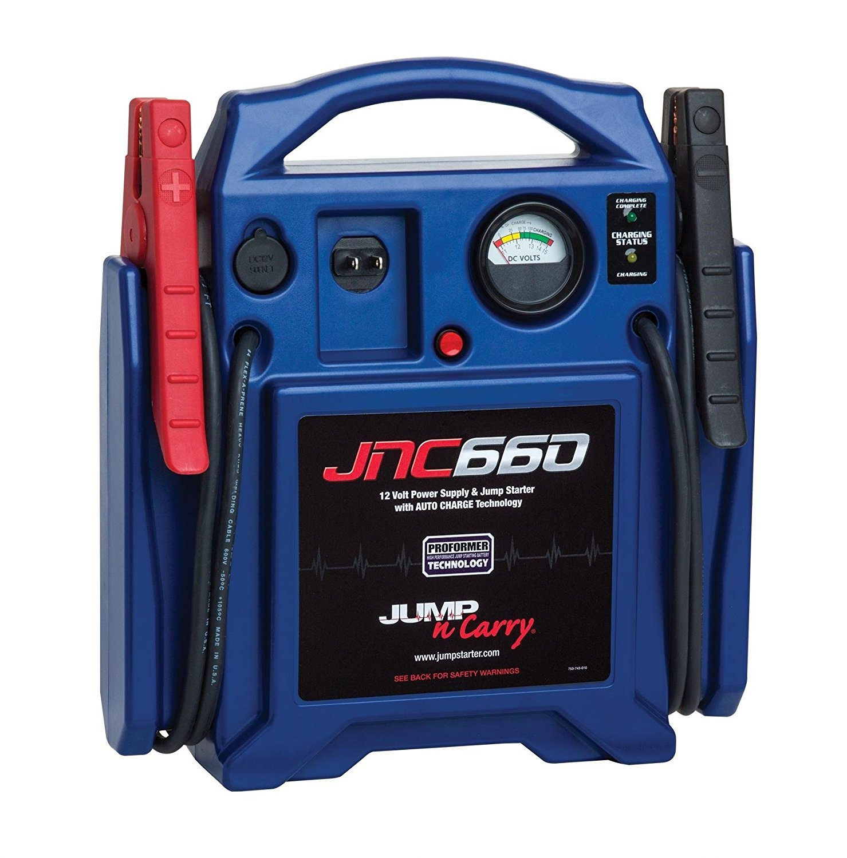 Clore Automotive Jump N Carry JNC660 Starter