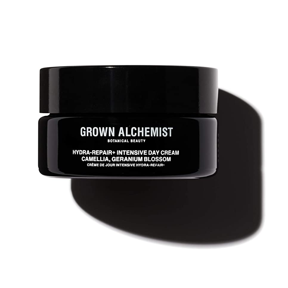 Grown Alchemist Hydra-Repair+ Intensive Day Cream - Camellia & Geranium Blossom 40ml/1.35oz並行輸入品