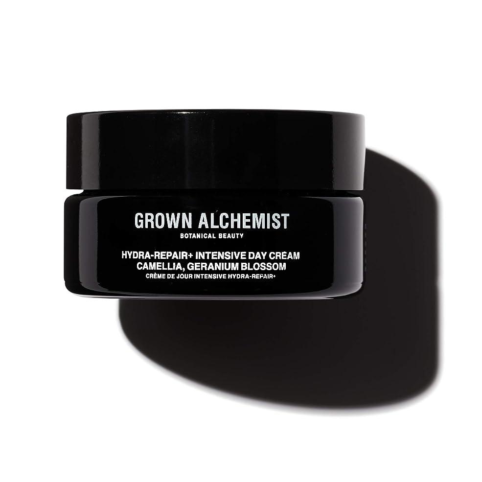 器官スキルタフGrown Alchemist Hydra-Repair+ Intensive Day Cream - Camellia & Geranium Blossom 40ml/1.35oz並行輸入品