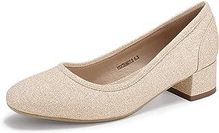 IDIFU Women's Stiletto Heels Sandals Party Mules